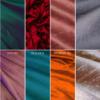 Silk colours